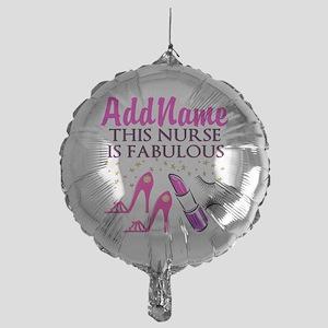 FABULOUS NURSE Mylar Balloon