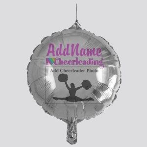 AWESOME CHEER Mylar Balloon