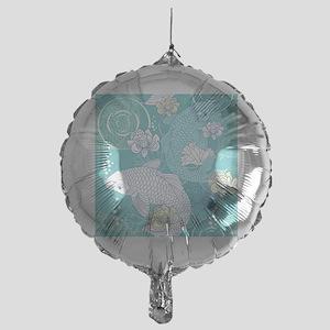 Koi Fish Mylar Balloon