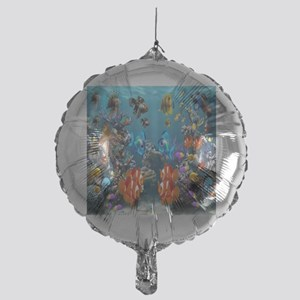 Under the Sea Mylar Balloon
