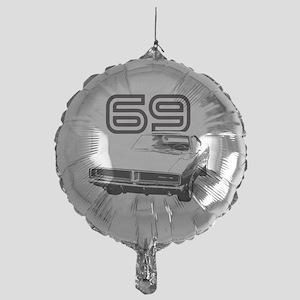 1969 Charger 03 Mylar Balloon