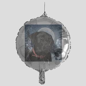 WinterLabOrn Mylar Balloon