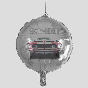 68 Mustang Balloon