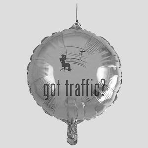 Air Traffic Control Mylar Balloon