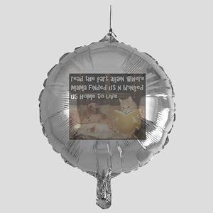 Adopt A Pet Balloon