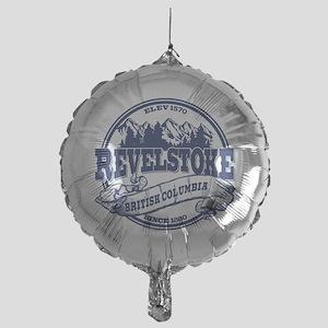 Revelstoke Old Circle Mylar Balloon