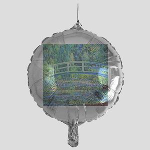 Monet - Water Lily Pond Mylar Balloon