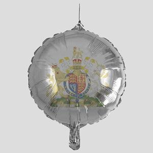 Royal COA of UK Balloon