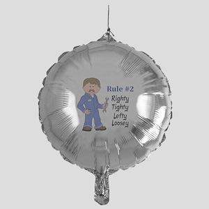 RIGHTY TIGHTY Balloon