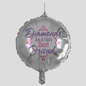 Diamonds Balloon