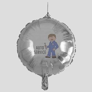 AUTO SERVICE Balloon
