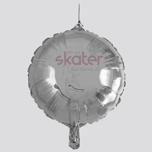 Skater Lands It Balloon