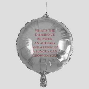 actuary Balloon
