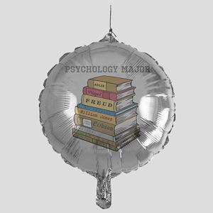 Psychology Major Mylar Balloon