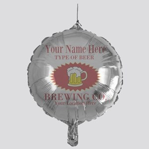 Your Brewing Company Balloon