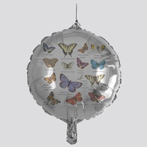Butterfly Illustrations full colored Balloon