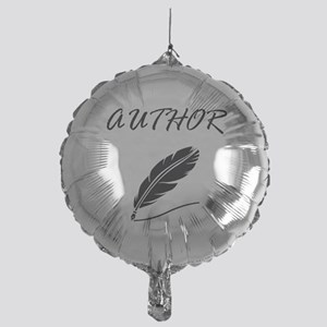 Author Quill Balloon