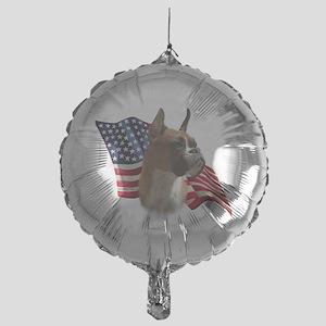 BoxerFlag Mylar Balloon