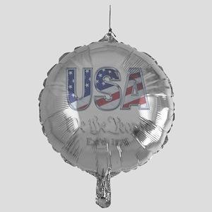 USA Mylar Balloon