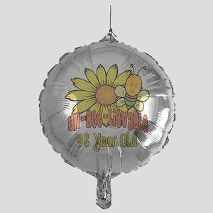 UNBELIEVABLEat98 Mylar Balloon