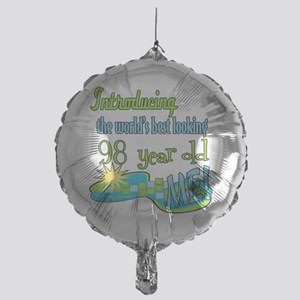 Introducing98 Mylar Balloon