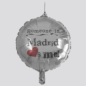 LOVESMEMADRID Mylar Balloon
