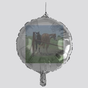 March Mylar Balloon