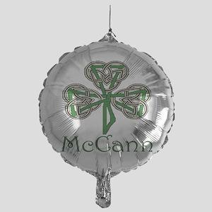 McCann Shamrock Mylar Balloon