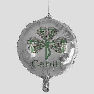 Cahill Shamrock Mylar Balloon