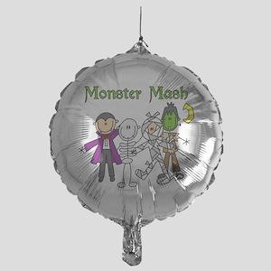 monstermashhallow Mylar Balloon