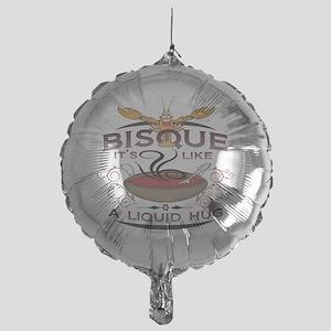 3-bisque-darks Mylar Balloon