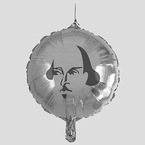 shakespeare-simple Mylar Balloon