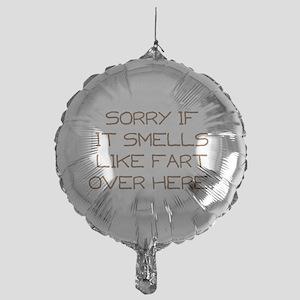 Sorry Mylar Balloon