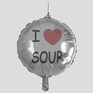 SOUP Mylar Balloon