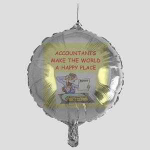 ACCOUNTANTS Mylar Balloon