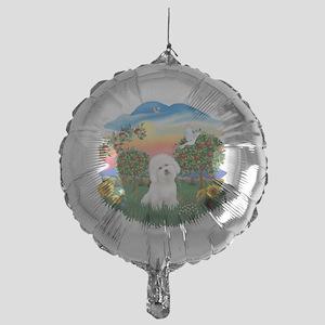 Bright Country - Bicho Frise 3 Mylar Balloon