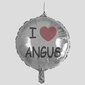 ANGUS Mylar Balloon