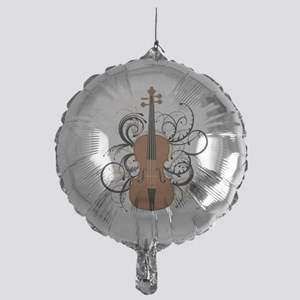 Violin Mylar Balloon