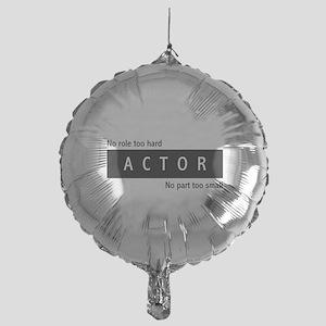 Actor Mylar Balloon