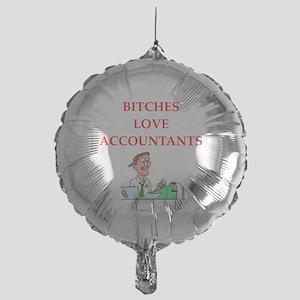 accountantt Mylar Balloon