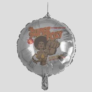 Ms. Super Foxy Mylar Balloon