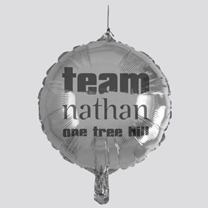 Team Nathan - One Tree Hill Mylar Balloon
