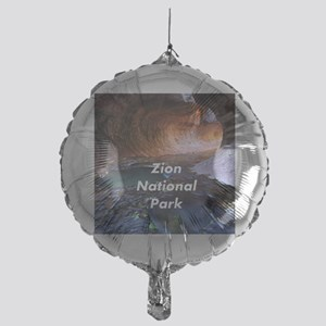 Zion National Park Mylar Balloon