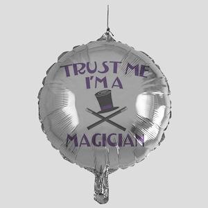 Trust Me I'm a Magician Mylar Balloon