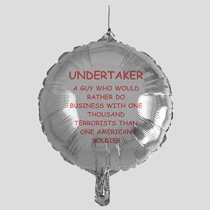 UNDERTAKER Balloon