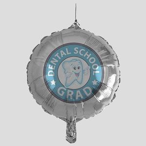 Dental School Graduation Mylar Balloon
