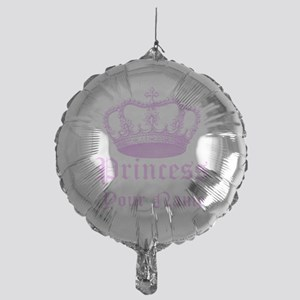 Custom Princess Balloon
