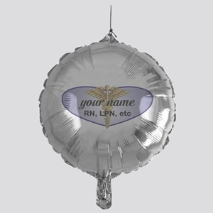Personalized Nurse Balloon