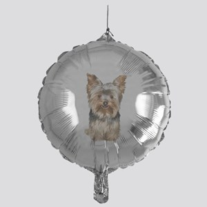 Yorkshire Terrier (#17) Mylar Balloon