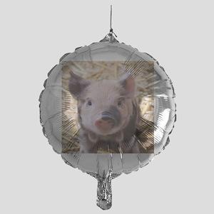 sweet little piglet 2 Balloon